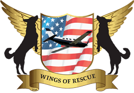 Wings o fRescue Logo