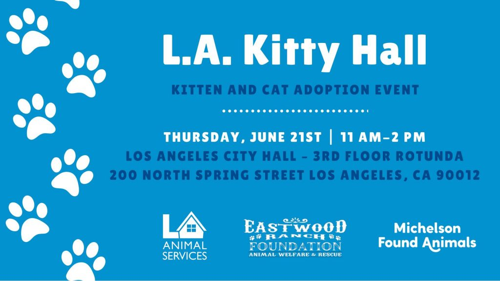 Join Us June 21st For La Kitty Hall Eastwood Ranch Foundation